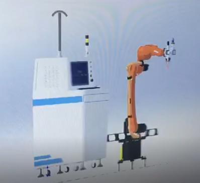 工业激光焊机