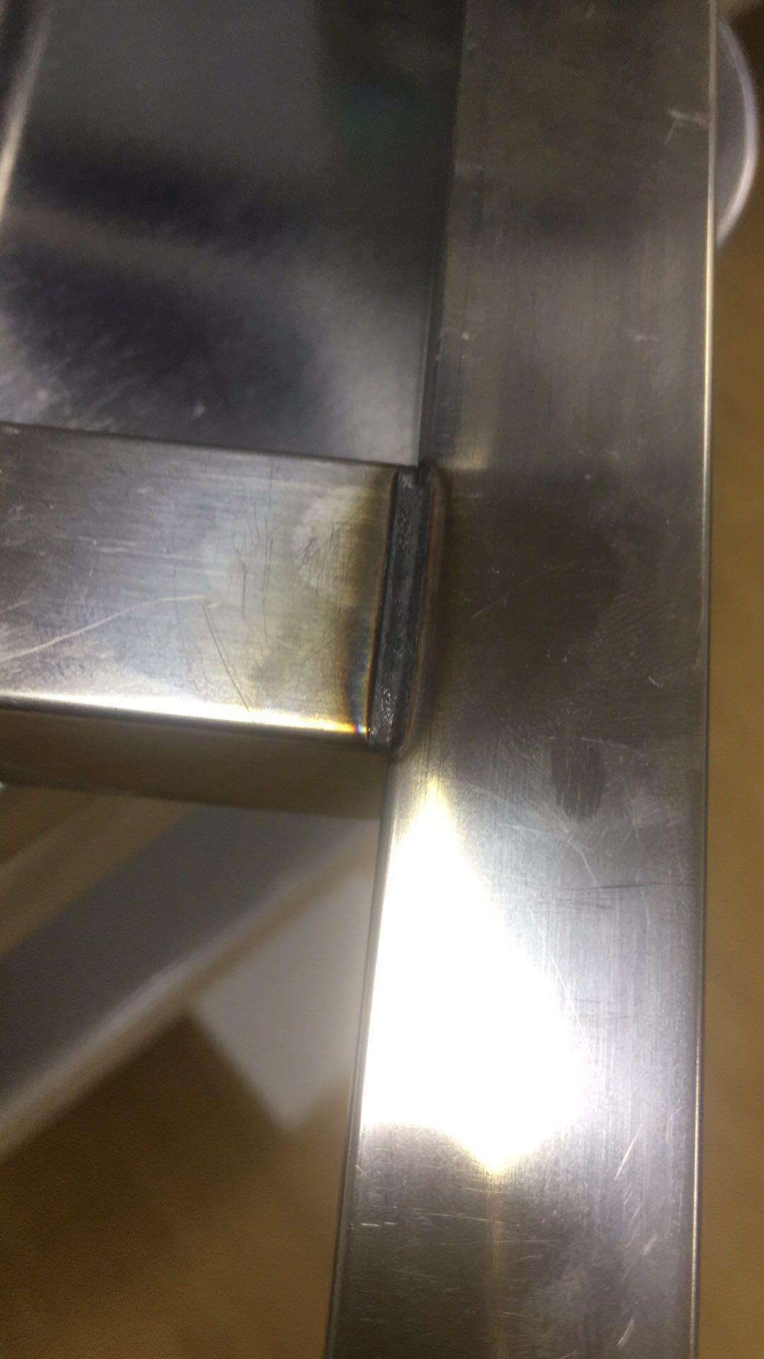 不锈钢门窗焊接样品